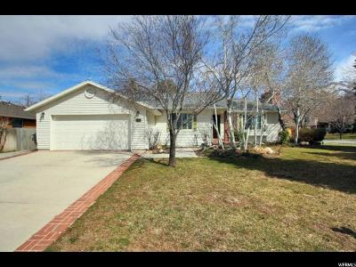 Sandy Single Family Home For Sale: 2363 Newcastle Dr
