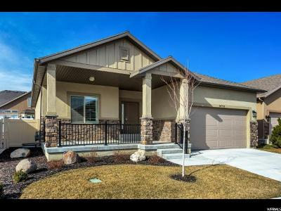 South Jordan Single Family Home For Sale: 10756 S Autumn Wind Way Way W