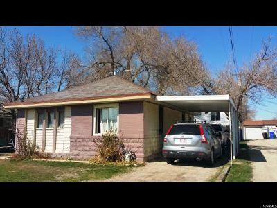 Midvale Single Family Home For Sale: 462 W 2nd Ave