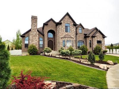 Draper Single Family Home For Sale: 413 E Whisperhollow Cir S