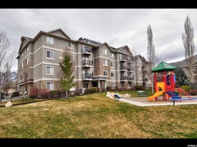 Cottonwood Heights Condo For Sale: 1230 E Privet Dr S #323