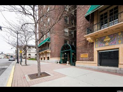 Salt Lake City Condo For Sale: 29 S State St #212