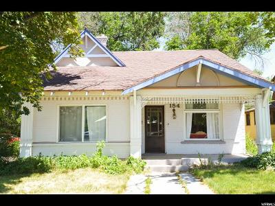 Springville Single Family Home For Sale: 154 N Main St