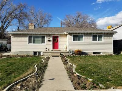 Sandy Single Family Home For Sale: 655 E 8800 S