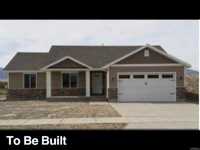 Grantsville Single Family Home For Sale: 542 S Chan Dr E