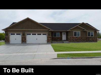 Grantsville Single Family Home For Sale: 633 E Maxfield Ct S
