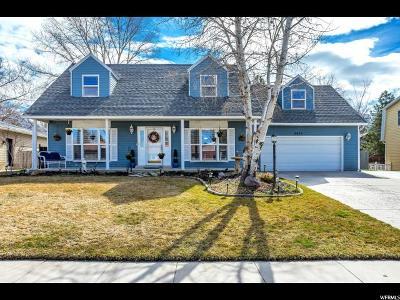 Sandy Single Family Home For Sale: 9903 S Pinehurst Dr E