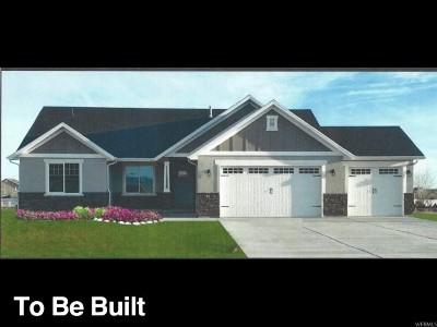 Grantsville Single Family Home For Sale: 589 E Chan Cv S