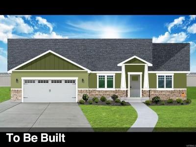 Grantsville Single Family Home For Sale: 386 E Chan Cv S