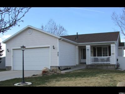 Tooele UT Single Family Home For Sale: $240,000