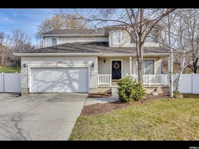 Farmington Single Family Home For Sale: 1222 W Carston Ct N