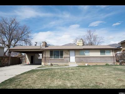 Mapleton Single Family Home For Sale: 575 E 400 N N