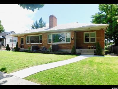 Salt Lake City Multi Family Home For Sale: 1164 E Roosevelt Ave S #1164