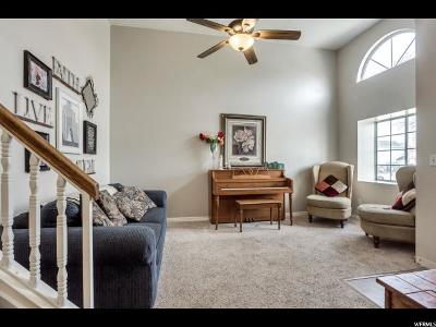 West Jordan Single Family Home For Sale: 3047 W 8565 S