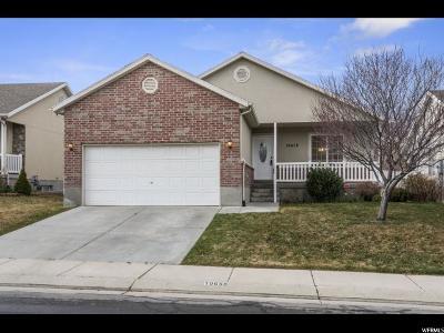 South Jordan Single Family Home For Sale: 10658 S Poplar Grove Dr W