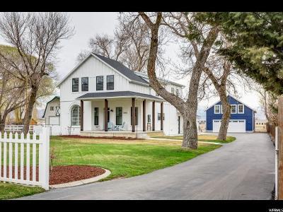 Draper Single Family Home For Sale: 12968 S Fort St