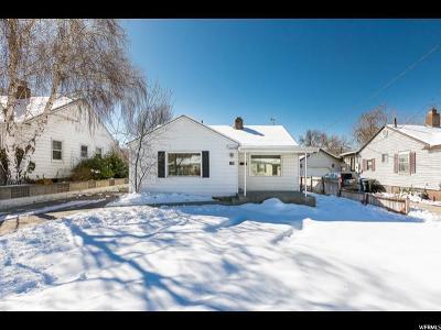 Salt Lake City Single Family Home For Sale: 738 E 2910 S