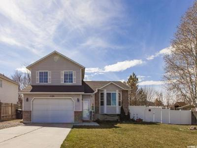 West Jordan Single Family Home For Sale: 1185 W 8600 S