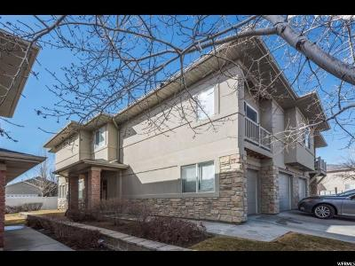 Riverton Townhouse For Sale: 4871 W Timber Run Dr S