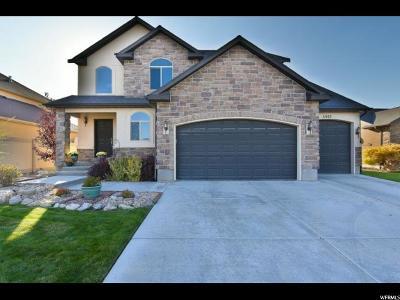 South Jordan Single Family Home For Sale: 11482 S Keystone Dr
