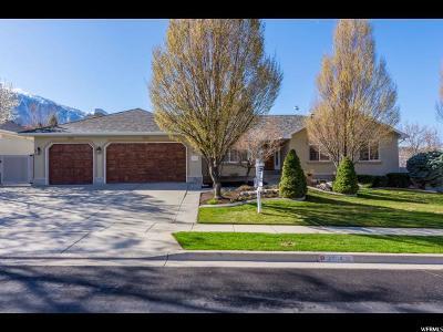 Sandy Single Family Home For Sale: 2884 E Legacy Park Ln