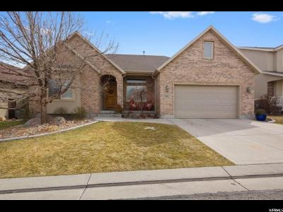 South Jordan Single Family Home For Sale: 3951 W Coral Dune Dr