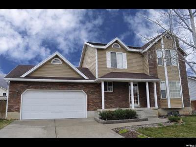 Layton Single Family Home For Sale: 2688 N 1650 E