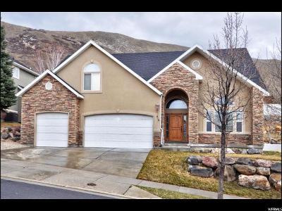 Draper Single Family Home For Sale: 416 E Brewster Dr. S