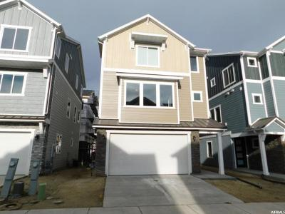 Midvale Single Family Home For Sale: 7565 S Wiles Pl W #311