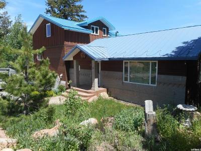 Park City Single Family Home For Sale: 95 Matterhorn