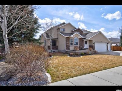 Draper Single Family Home For Sale: 776 E Fox Meadow Dr