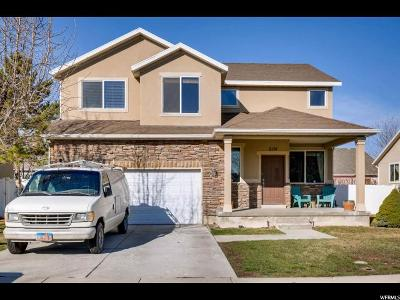 West Valley City Single Family Home For Sale: 3174 S Summer Trail Dr W