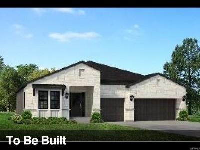 Cottonwood Heights Single Family Home For Sale: 9268 S San Giorgio Ln E #340