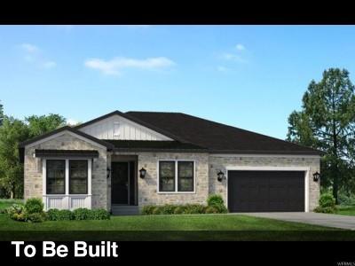 Cottonwood Heights Single Family Home For Sale: 9299 S San Giorgio Ln E #LOT345