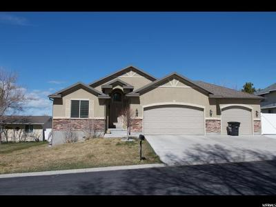 Stansbury Park Single Family Home For Sale: 191 Country Clb
