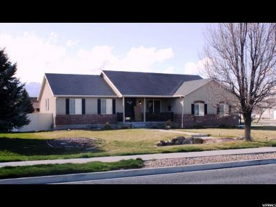 Grantsville Single Family Home For Sale: 318 Lariat Way