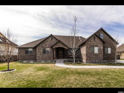 American Fork Single Family Home For Sale: 603 W 200 S