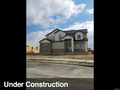 South Jordan Single Family Home For Sale: 10967 S Springland Dr W #417