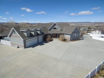Price UT Single Family Home For Sale: $850,000