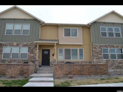 Eagle Mountain Townhouse For Sale: 8140 N Rock Creek Cove Ln E #4