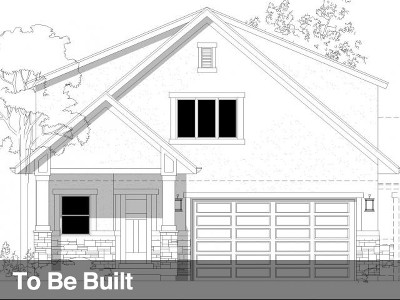 American Fork Single Family Home For Sale: 206 W 400 S #25A