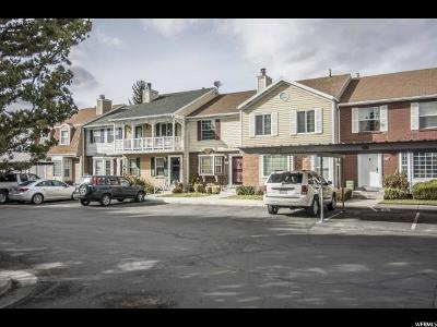 Orem Townhouse For Sale: 368 W 700 N