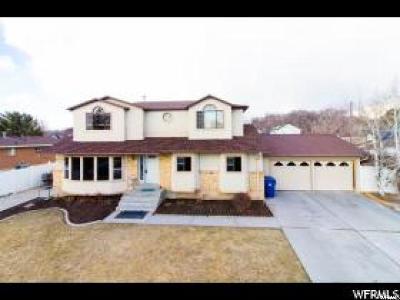 American Fork Single Family Home For Sale: 875 E 530 N