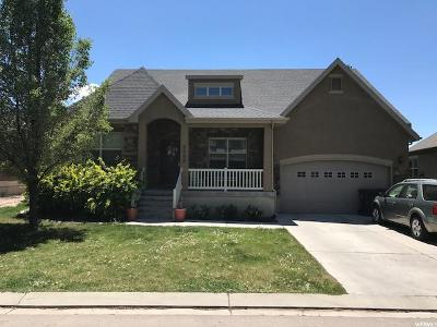 Mapleton Single Family Home For Sale: 2069 W Crescent Way S #H15