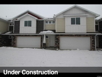 Hyrum Townhouse For Sale: 259 W 70 N