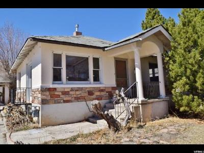 Price Single Family Home For Sale: 625 N 200 E