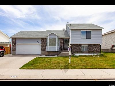 West Jordan Single Family Home For Sale: 4727 W Odin Ln S