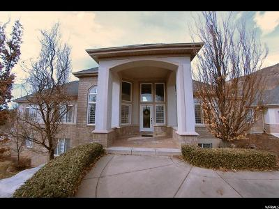 Ogden Single Family Home For Sale: 2194 E Shadow Mountain Cir