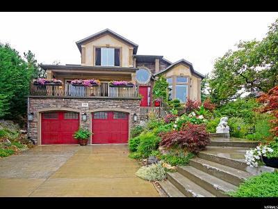 Draper Single Family Home For Sale: 14116 Timber Ridge Dr