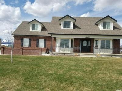 Riverton Single Family Home For Sale: 12690 S Critters Cv W